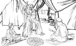 Methusaleh-sketch